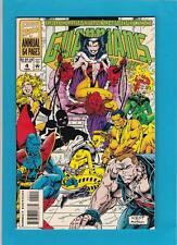 Guardians of the Galaxy Annual #4 - 1994 - Marvel,