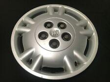 "(1) Buick Regal 15"" OEM Wheel Cover Hub Cap Silver Finish 10249515 1995 1996"
