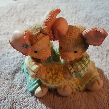 This Little Piggy Never A Boar With You Enesco 1994 numbered