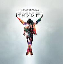 Michael Jackson's This Is It by Michael Jackson (CD, Oct-2009, 2 Discs, Sony Mu…