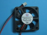 10 pcs Brushless DC Cooling Fan 24V 5010S 7 Blade 50x50x10mm 2pin Sleeve-bearing