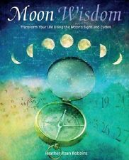 Moon Wisdom Moon Signs & Cycles Book ~ Wiccan Pagan Supply