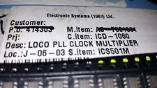 10x ICS ICS501M , IC PLL CLOCK MULTIPLIER SINGLE , SOIC-8