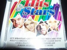 Hits & Stars Various CD Britney Spears Kelly Clarkson Jassica Mauboy Pink The Sc