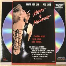 Heart of Midnight Laserdisc LD- Jennifer Leigh, Peter Coyote