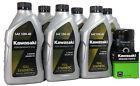 2012 Kawsaki VULCAN 1700 VOYAGER ABS Full Synthetic Oil Change Kit