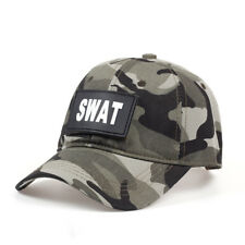 CAPPELLO SWAT BERRETTO BASEBALL POLICE SPORT MIMETICO SOFT AIR CACCIA PESCA 5df0f1be65e3