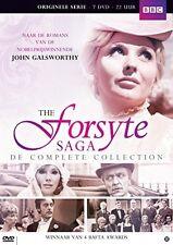 7 DVD The Forsyte Saga - The Complete Series - (1967) - BBC