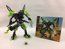 LEGO Bionicle Warriors TUMA Titan (8991) Complete With Instructions