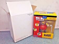 The Simpsons Overseas Mail Away Be Sharp Barney WOS Figure World Of Springfield
