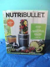 NutriBullet 8-Piece Nutrition Extractor Blender Juicer, NBR-8 Nutri Bullet