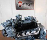 1994 International T444E Diesel Engine. 175HP, Approx. 217K Miles. All Complete