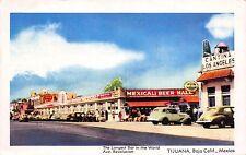Postcard Longest Bar in the World in Tijuana, Baja California, Mexico~113375