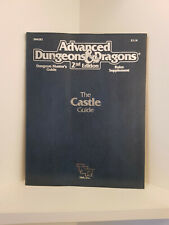 The Castle Guide, Advanced Dungeons & Dragons 2nd Ed. (AD&D), RPG