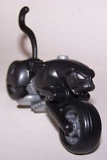 Imaginext Catwoman Black Cycle Streets of Gotham DC Super Friends - Fisher Price