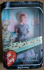 I Love Lucy Episode 39 Job Switching-Mattel-Barbie Collector-NIB