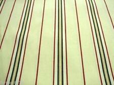 Tessuti e stoffe rossi per hobby creativi strisce