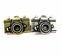 Adjustable camera ring punk goth biker Gothic 3 colours