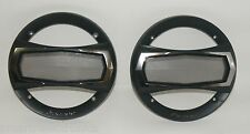 Genuine PIONEER CAR STEREO SPEAKER GRILLE, WAFER 6,5 inch  1 PAIR, BRAND NEW