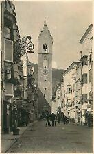 VIPITENO STERZING ITALY TORRE DELLA DODICI TOWER OF THE TWELVE POSTCARD 1920s