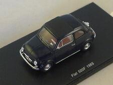 Spark S2692 - Fiat 500 F 1965 bleu  1/43