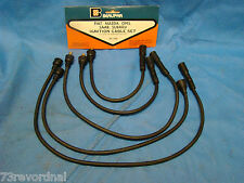 1967 - 1973 Fiat 850 Spider Mazda Opel Saab Spark Plug Wire Ignition Set Cable
