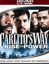 Carlito's Way: Rise To Power (HD DVD, 2007) Usually ships within 12 hours!!!