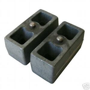 "2.5"" Suspension Lift Blocks Off Road 4X4"