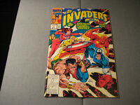 The Invaders #1 (1993, Marvel)