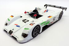 Kyosho 1/18 Scale Diecast - 08531A BMW V12 LMR 1999 Sebring 12H #42