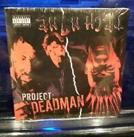 Project: Deadman & Tech N9ne - CD Sampler SEALED project prozak pdm horrorcore