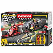 CARRERA GO! Set 62483 RACE TO WIN - Ferrari v Red Bull F1 4.3m 1:43 62483