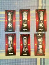 Ferrari keyring collection from SHELL V-POWER 2008 (extremely hard to find)