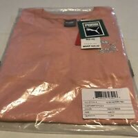 Puma Brand Girl Size Medium (8-10) Short Sleeve Shirt
