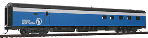 Walthers Proto Great Northern (GN) Empire Builder, Coffee Shop Lounge, 920-9064