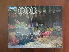 "Vintage Guild Dried Flower Market 1000 Piece Jigsaw Puzzle 20 1/8"" x 27 1/2"""