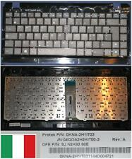 Clavier Qwerty Italien ASUS 1201HA-B 0KNA-2H1IT03 04GOA2H2KIT00-3 9J.N2K82.80E