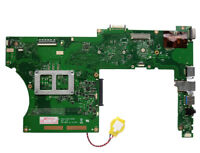 For ASUS X301A X401A X501A Laptop Motherboard Mainboard REV2 .0 HM70 / HM76 Test