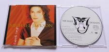 Michael Jackson - Earth Song - Maxi CD - You Are Not Alone