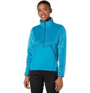 Adidas Team Issue Q4 Novelty Top L Faux Fur 1/4 Zip Kangaroo Pocket Pullover NWT