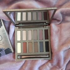 👁👁 NIB URBAN DECAY NAKED ULTIMATE BASICS MATTE EYESHADOW PALETTE CRUELTY FREE