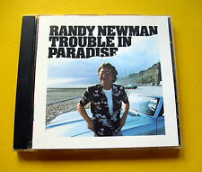 "CD "" RANDY NEWMAN - TROUBLE IN PARADISE "" 12 SONGS (I LOVE L.A.)"