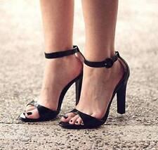 Zara 100% Leather Heels for Women