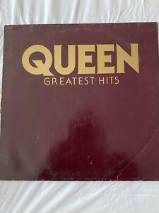 LP Vinyl, The Greatest Hits Queen
