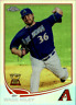 2013 Topps Chrome Refractors Baseball Card Pick
