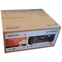 Denon AVR-S950H Receiver, 7.2 Channel (185W X 7) - 4K Ultra HD Home Theater