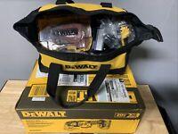 DeWALT DCS356D1 20V MAX XR Brushless Cordless 3-Speed Oscillating Multi-Tool Kit