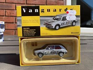 Vanguards VA12002 Volkswagen Golf GTI MK1 1977 In Box - Mint Model