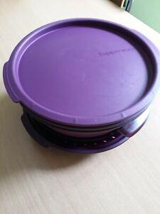 Micro vapeur Tupperware