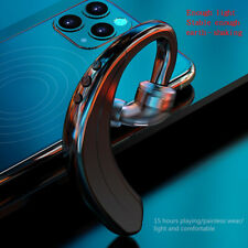 Wireless Bluetooth Headset Headphones Earpiece Mobile Android Phone Hands-free